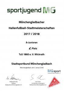 bühne stadtsportbund mönchengladbach